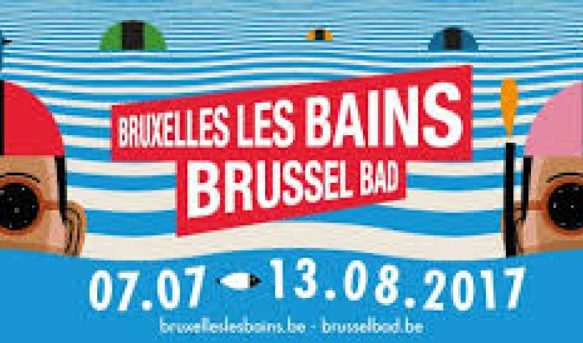 """16ème Edition de """"Bruxelles-les-Bains"""", jusqu'au 13 Août"""