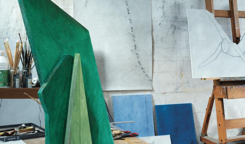 Atelier Guy Vandeloise © Caroline Dethier