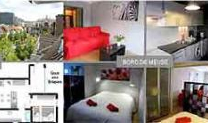 ZE AGENCY  hotel appartement trendy