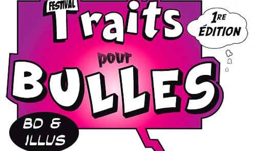 Festival Traits pour Bulles de Bastogne