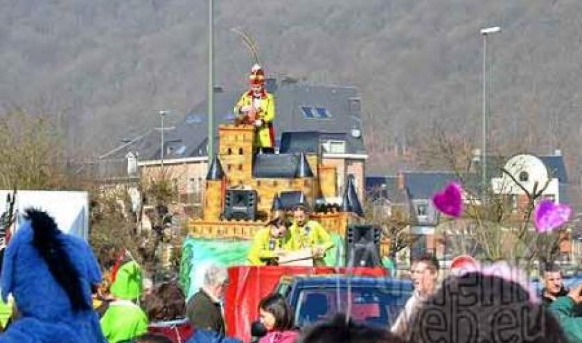 Bal des enfants du carnaval - photo7659