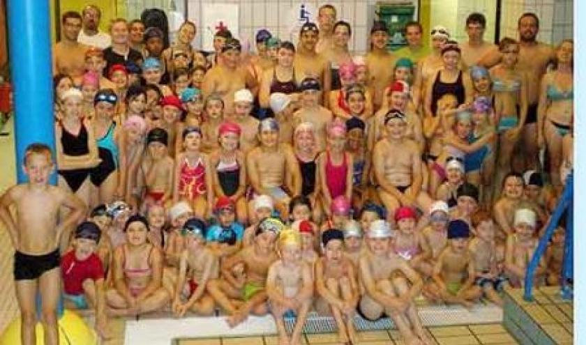 Stage de natation à la piscine de Biesme