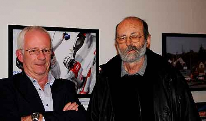 Patrick Davin et Pescarolo