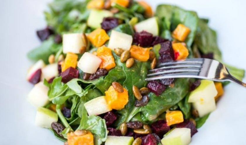 La salade aphrodisiaque