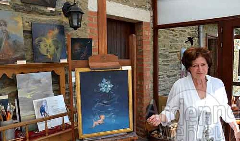 Marie-Elise une artiste peintre-2144