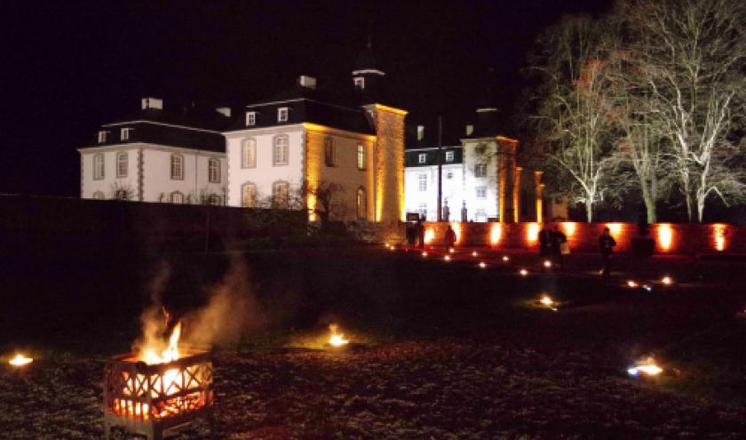 NOEL au Chateau de Deulin
