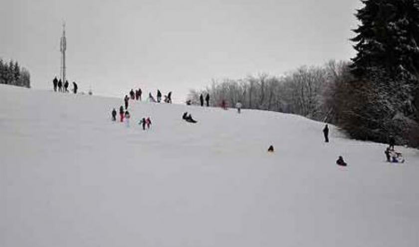 Ski action en ardenne - photo 01