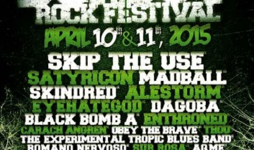 Durbuy Rock Festival 2015