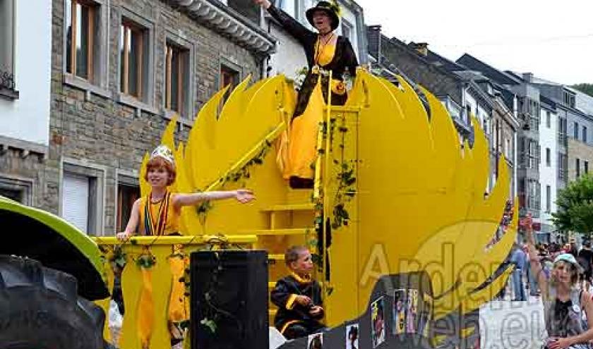 Houffalize carnaval du soleil 2012-photo 8767