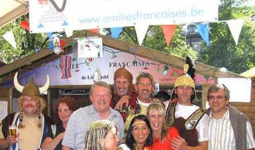 17eme village gaulois de Liege du 24 juin au 14 juillet