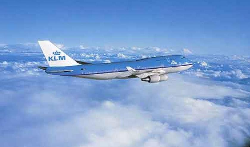 WiFi en avion avec KLM