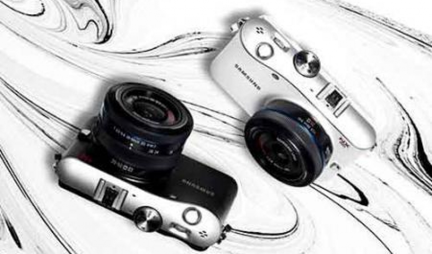 Samsung, NX100, appareil, photo,compact,systemobjectif, interchangeable