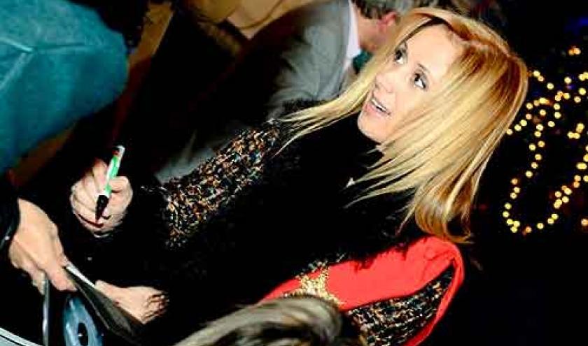 Lara Fabian inaugure NOEL en Russie des Tsars