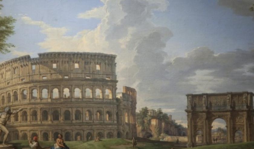 Le Louvre presente VIVA ROMA