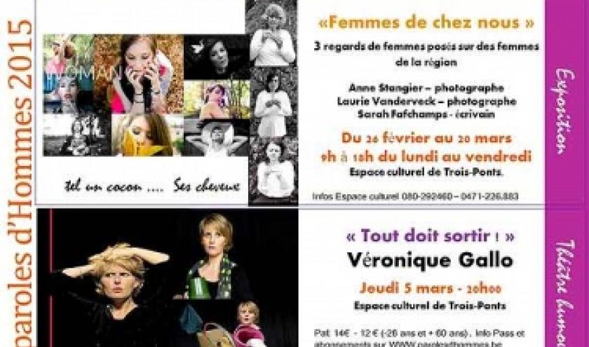 Festival Paroles d Hommes de femmes