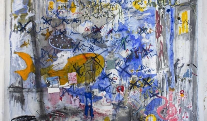 Exposition Daniel Fourneau