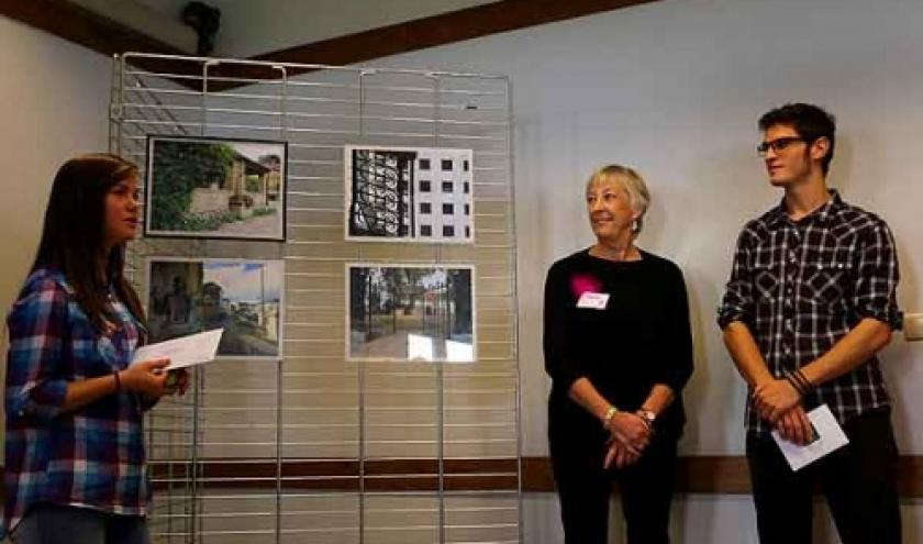 Batisses au pays des merveilles au centre culturel de Rossignol-Tintigny
