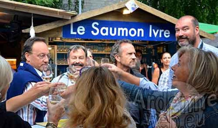 Le village gaulois de LIEGE-6509