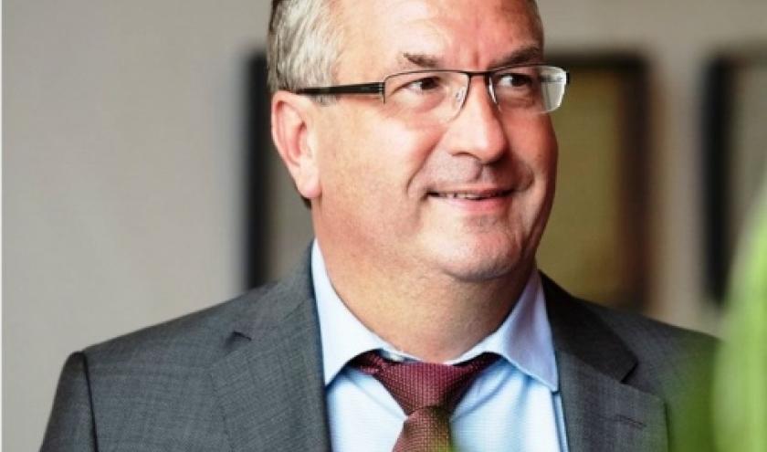 Conférence du Ministre Pierre-Yves Jeholet à Malmedy.