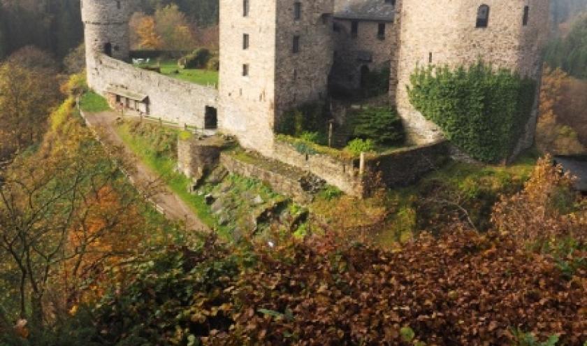 Le chateau de Reinhardstein