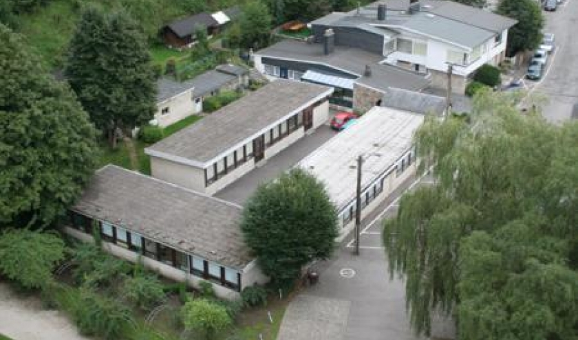 """Le site du Centre de Jour """" Le Relais """" ( Photo Olivier Charlier )"""