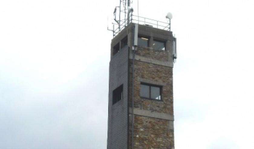 La tour du Signal de Botrange