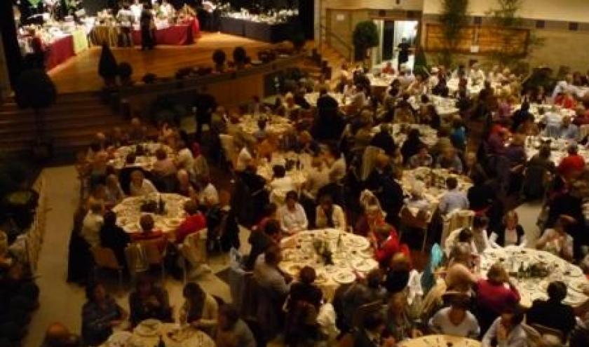 Pres de 700 convives au banquet des retrouvailles