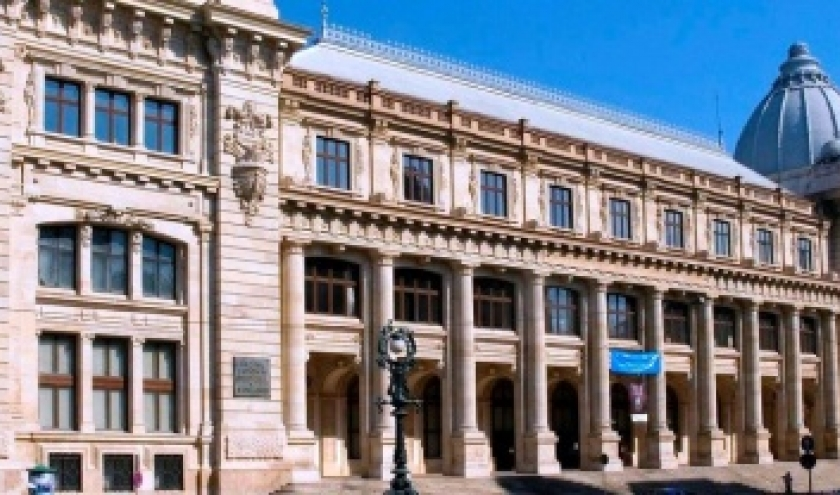 Le Musée national d'Histoire de Roumanie a Bucarest