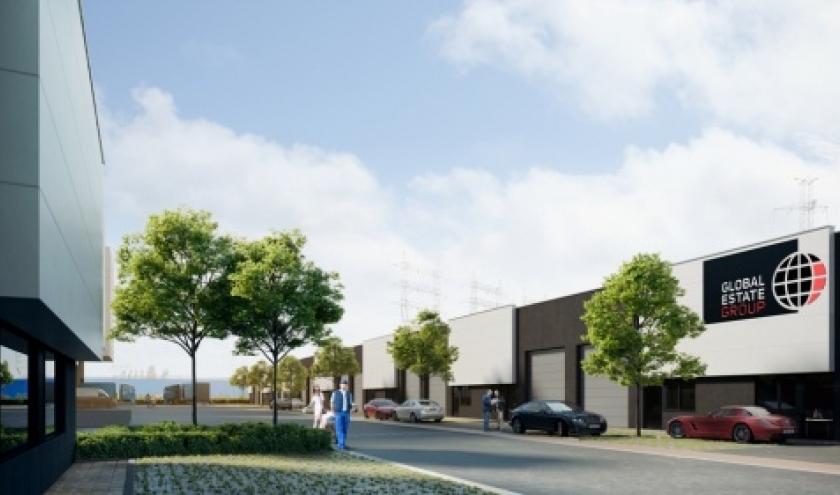 « Droixhe Business Parc »