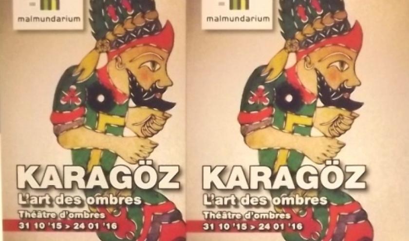 Europalia à Malmedy                     Le théâtre d'ombre traditionnel Karagöz