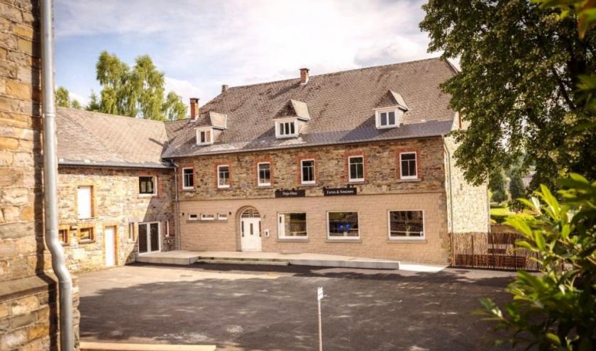 Les appartements de vacances ont eu un grand succès pendant l'été 2021 (Photo  Recht Dojo Haus (c)Rpaswork Drone solutions)