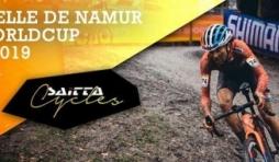 Coupe du Monde de Cyclo-Cross, à la Citadelle de Namur