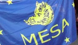MESA,HOUFFALIZE, ETALLE,2007,marche europeenne du souvenir