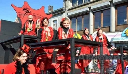 Carnaval de Hotton 2015