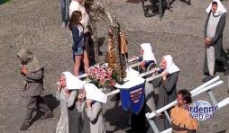 visite Brugge un dimanche le 15 aout 2016