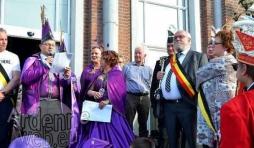 Intronisation du Prince carnaval Thierry 1er ce samedi 7 avril 2018