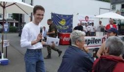MESA 2007, Florenville, Marche du souvenir
