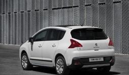 Peugeot 3008 Diesel Hybrid