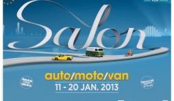 Salon Auto Bruxelles 2013