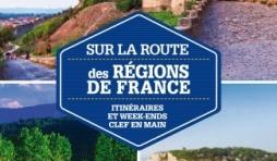 Sur la route des Regions de France    Guide Lonely Planet.