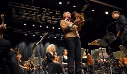 """""""Bonbons"""" de l'Orchestre National de Belgique et Rhonny Ventat à Eupen"""